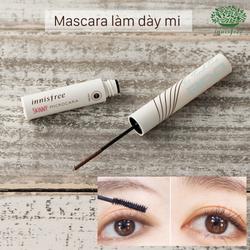 Mascara Inisfree Skinny Microcara làm cong và dài mi giá sỉ