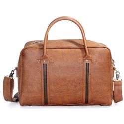 Túi xách du lịch kiêm cặp công sở CNT TX27 Bò Đậm giá sỉ, giá bán buôn