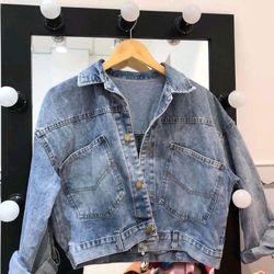 áo khoác jean nữ siêu hot giá sỉ