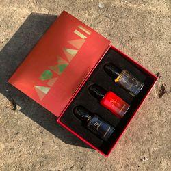 Giftset nước hoa Arman Sì Nữ sỉ 160k/set 3 chai x 25ml