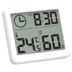 Đồng hồ đo nhiệt độ độ ẩm có đồng hồ