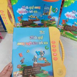 Sách song ngữ VIỆT - ANH Sẵn hàng tại Sài Gòn giá sỉ