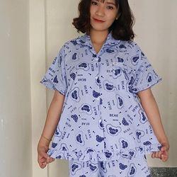 pijama xinh