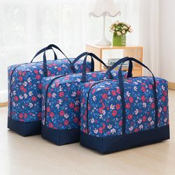 Bộ 3 túi du lịch hình hoa giá sỉ