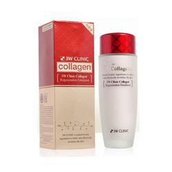 Sữa dưỡng da 3W Clinic Collagen Regeneration Emulsion – Hàn quốc