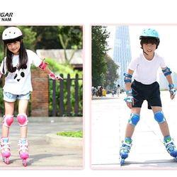 Giầy trượt patin đủ bộ cho trẻ e giá sỉ