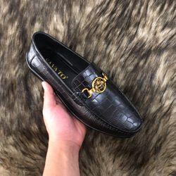 Giày nam giày lười nam loại cao cấp giá sỉ