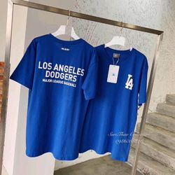 Áo thun phông LA in chữ nổi giá sỉ