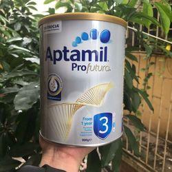 Aptamil mẫu mới úc 123