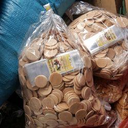 Sỉ 6kg bánh đồng tiền giá sỉ, giá bán buôn