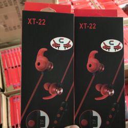 Tai bluetooth xt-22thể thao dòng cao cấp đỉnh âm thanh giá sỉ