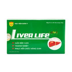 Giải độc gan Liver Life Plus giá sỉ