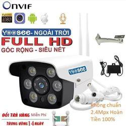 Camera IP YOOOSEE Chuẩn HD 1080 quay đêm có màu giá sỉ