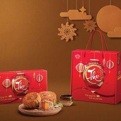 Vạn Lộc Vạn Tài - Bánh trung thu Kinh đô hộp 4 bánh giá sỉ, giá bán buôn