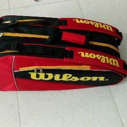 bao vợt tennis Wilson 3 ngăn chính giá sỉ