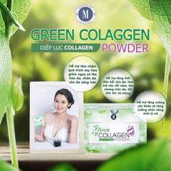 Diệp lục Collagen Tăng Cường Sức khỏe giá sỉ