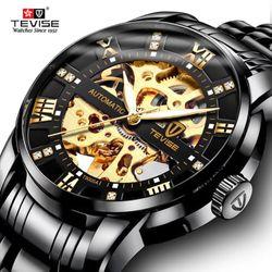 Đồng hồ cơ Tevise T9005D giá sỉ