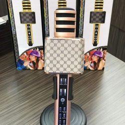 Mic karaoke SD-18 cao cấp mới nhất giá sỉ