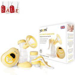 Máy hút sữa Yoomi 3 trong 1 từ Anh Quốc giá sỉ