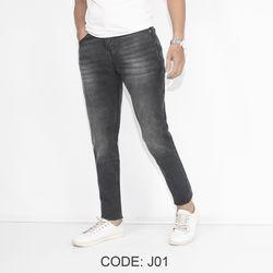 quần jean nam vải cotton giá 210k-230k giá sỉ