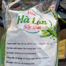 sỉ 5kg đậu hà lan sấy giá sỉ