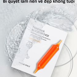 Mặt Nạ Cam Đỏ Blood Orange Hot giá sỉ giá sỉ