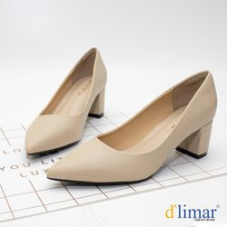 Giày cao gót công sở đế vuông giá sỉ