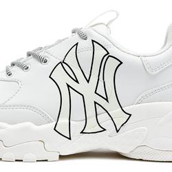 Giày MLB New York Big Ball Chunky trắng giá sỉ