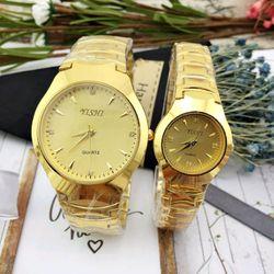 Đồng hồ cặp đôi nam nữ Yishi giá sỉ