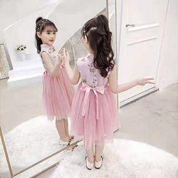 váy công chúa cho bé gái giá sỉ, giá bán buôn