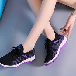 Giày nữ đế tím thể thao