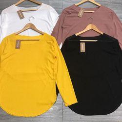 áo len nữ đẹp kiểu hàn quốc dễ thương giá sỉ lệch vai BN 34185 Kèm Ảnh Thật