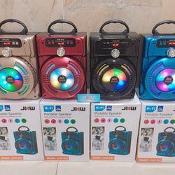 Loa karaoke JHW-802 tặng 1 mic có dây giá sỉ
