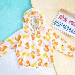 Áo khoác chống nắng cho bé Trai và Gái giá sỉ