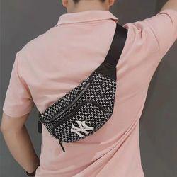 Túi bao tử đeo bụng NY phong cách Hàn Quốc nhiều màu có VIDEO giá sỉ, giá bán buôn