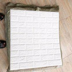Xốp dán tường 3D chống thấm