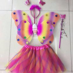Bộ quần áo cánh bướm giá sỉ