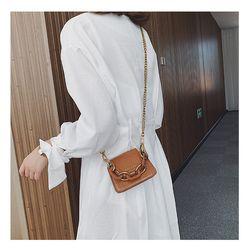 Túi đeo chéo nữ Jingpin mini siêu xinh nhiều màu có VIDEO