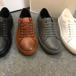 giày thể thao nam màu nâu hàng cao cấp giá sỉ, giá bán buôn