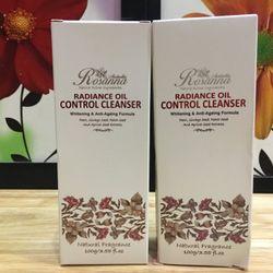 Sữa rửa mặt trắng da Rosanna Cleanser Australia Tuýp/100g giá sỉ, giá bán buôn