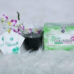 Diệp Lục Collagen Hộp 30 Gói mẫu mới giá sỉ