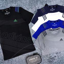 Áo thể thao nam adidasr logo phản quang giá sỉ