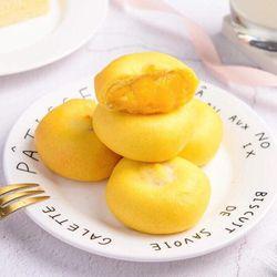Bánh Piá Kim Sa Trứng Muối Đài Loan giá sỉ Thùng 2kg 60 - 63 cái/thùng giá sỉ giá sỉ