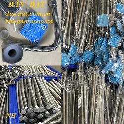 Nhà máy sản xuất ống dẫn nước inox/ dây cấp nước inox 304 và dây dẫn nước inox giá sỉ