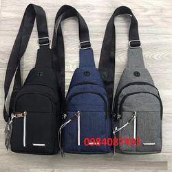 Túi đeo chéo Nam form đơn giản giá sỉ