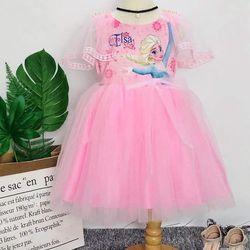 Đầm công chúa elsa giá sỉ, giá bán buôn
