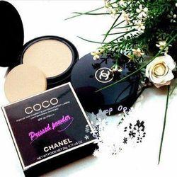 Phấn phủ nén Chanel 2 tầng siêu mịn giá sỉ