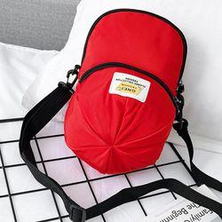 Túi đeo chéo hình chiếc nón độc đáo không đụng hàngnhiều ngăn tiện dụng-906 giá sỉ