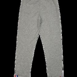 910231-ZM1- Quần leg bé gái cotton dài viền gấu ghi sáng size to 11-15/ri5/CT07-ZM1/t7b12b1/2 giá sỉ