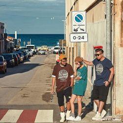 Áo thun Unisex Charmer nam nữ- Rẻ bền đẹp giá sỉ, giá bán buôn